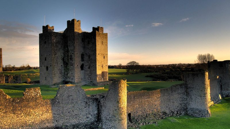 6 Days Legendary Ireland Tour Trim Castle, Meath, Ireland