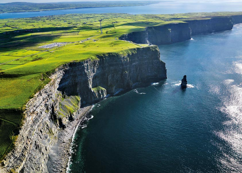 Love Irish Tours - Cliffs of Moher, Clare, Ireland,