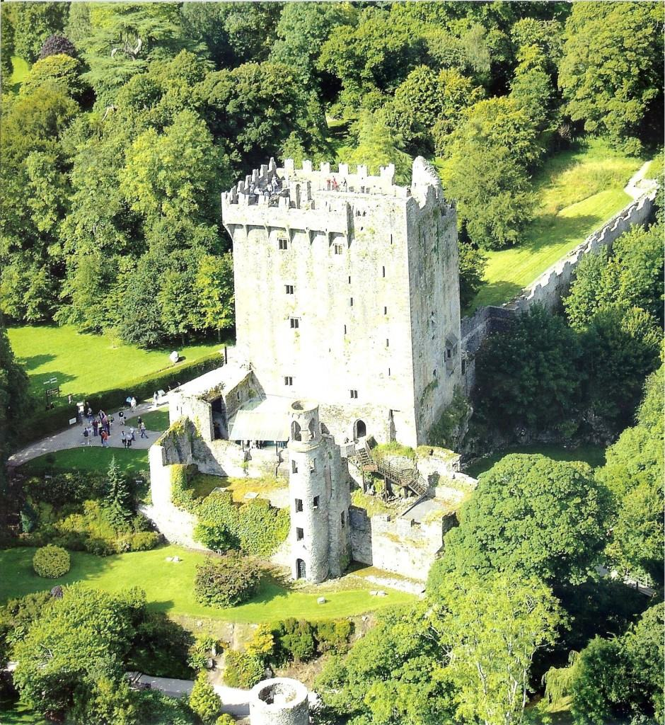 The magnificent Blarney Castle is well worth a visit