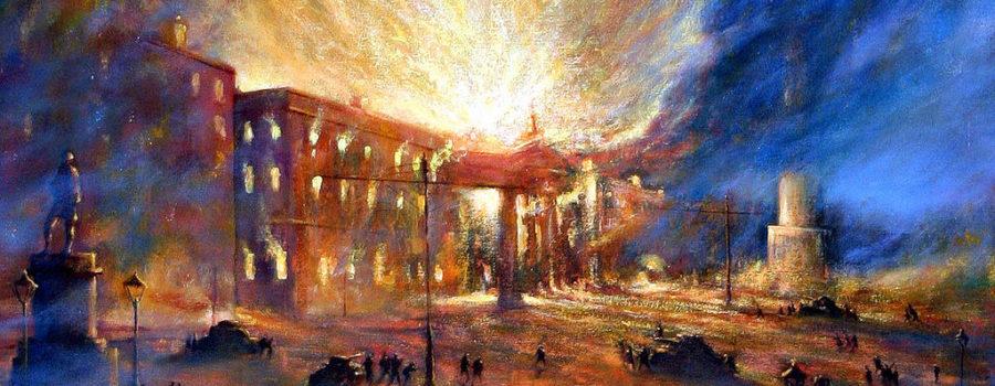 Dublin Attractions – 1916 Rebellion Walking Tour