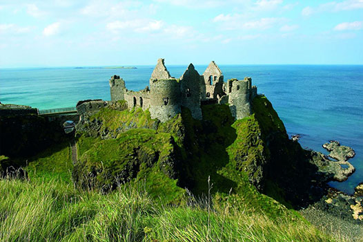 Dunluce Castle - Game of Thrones
