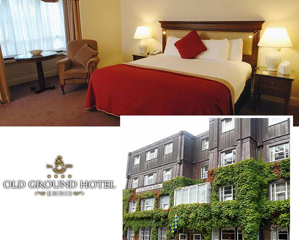 2018 tours - 6 Day Flavour of Ireland - Old Grund Ennis hotel