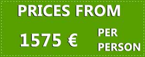 8 Day love Ireland price tag in euros