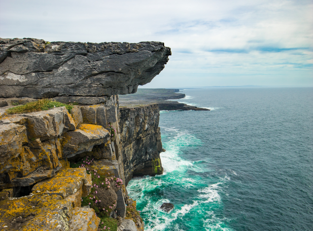Dún Aonghasa, Inis Mór of the Aran Islands