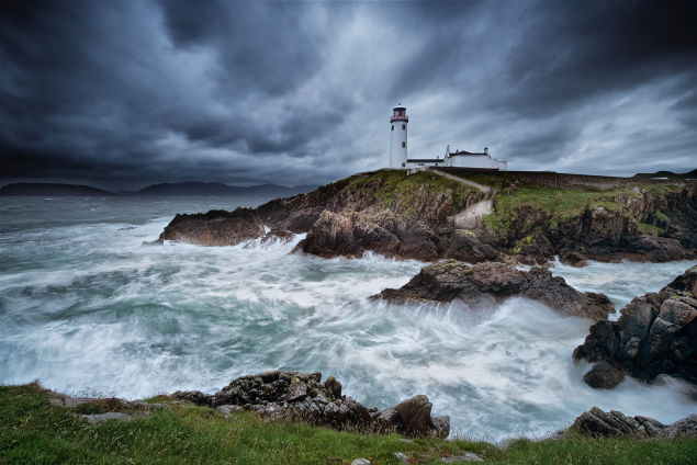 Fanad Head Lighthouse, County Donegal