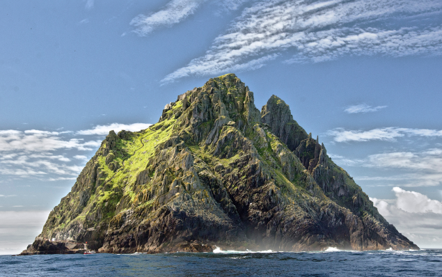 Skellig Michael Island, Ireland