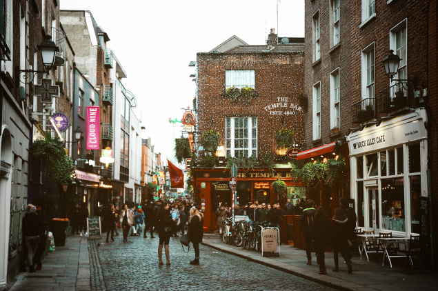 Temple Bar, Dublin City Centre