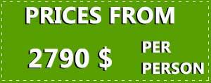 11 Day Irish & British Focus price tag
