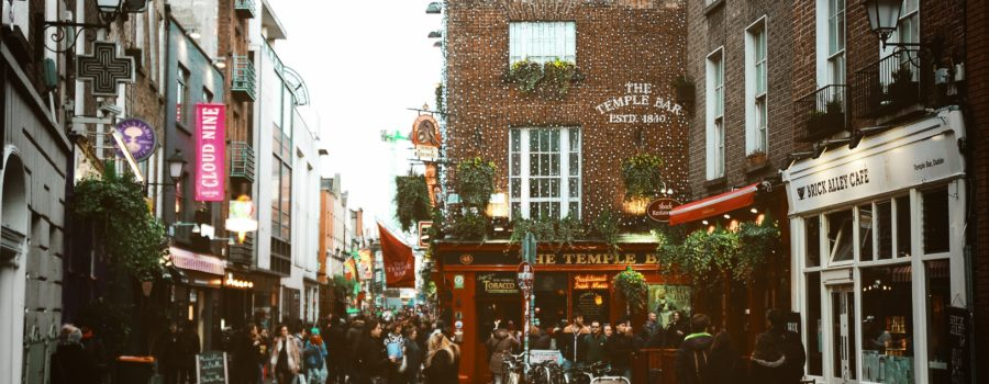 Where to Celebrate St. Patrick's Day in Ireland