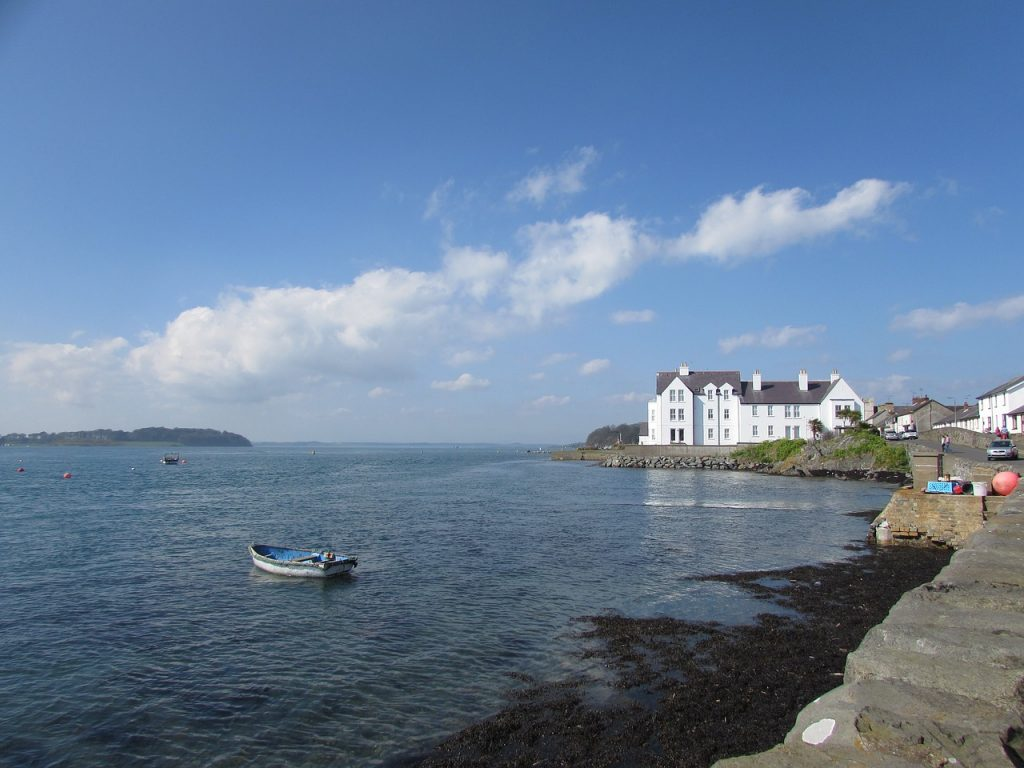Strangford Lough, Northern Ireland