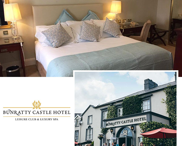 Bunratty castle Hotel Clare