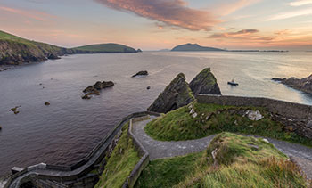 Scenic Dingle Peninsula