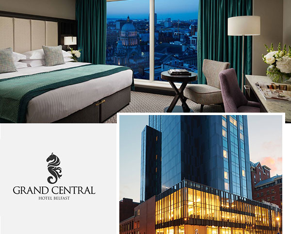 The Grand Central hotel Belfast