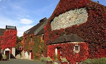 Blair Athol Distillery in Pitlochry