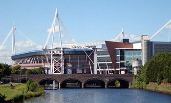 Cardiff England