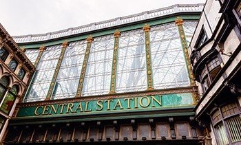 Central Station Glasgow