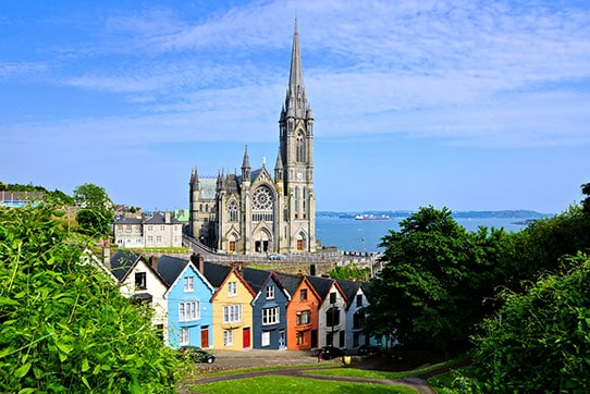 Love Irish Tours - Cork City