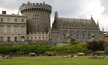 8 Day - Mystical Ireland - Dublin Castle