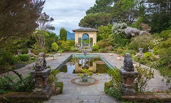 Garinish Island Gardens - Ireland
