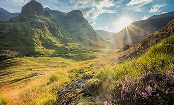 Glen Coe Valley