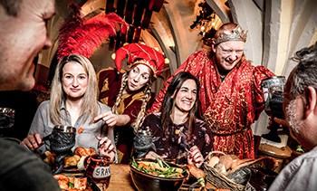 Medieval Castle Banquet