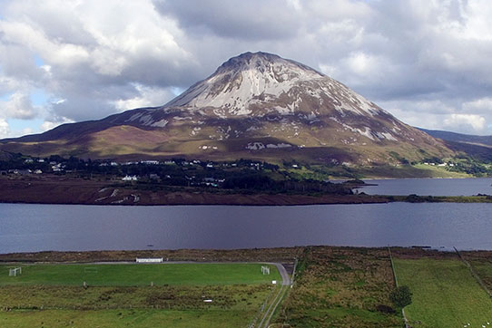 Mount Errigal, Donegal, Ireland