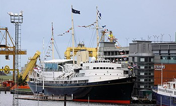 Royal Yacht Britannia Ireland