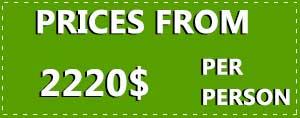 10 Day Irish Explorer price in dollars