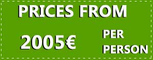 10 Day Irish Explorer price in euros