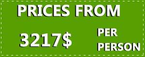 14 Day Scottish & Irish Dream price in dollars