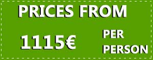 6 Day Taste of Ireland price tag