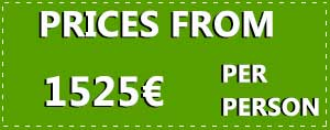 8 Day Irish Pub Tour price in euros