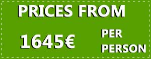 8 Day Irish Spirit price in euros