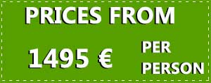 6 Flavour of Ireland Tour 2021 price in euros